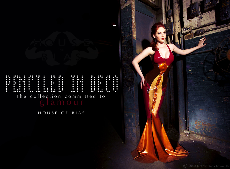 F/W 08 - PENCILED IN DECO